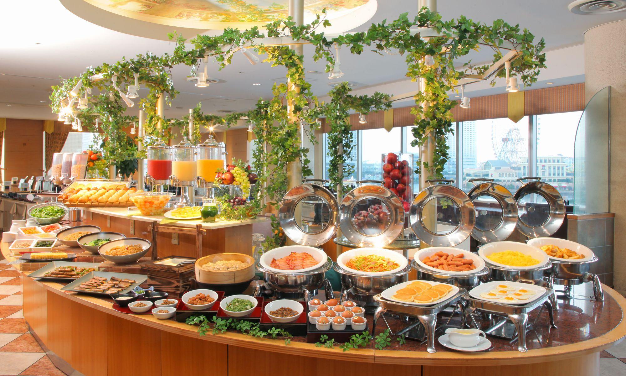 Buffet di colazione