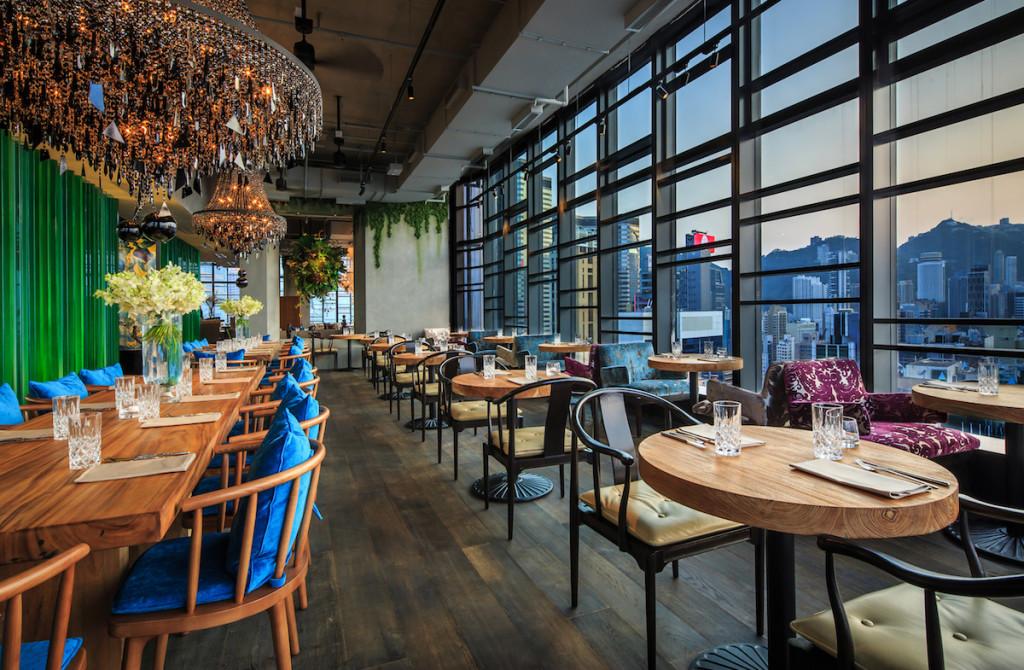 Design Per Ristoranti : Arredamento per ristoranti. idee di design e nuove tendenze che