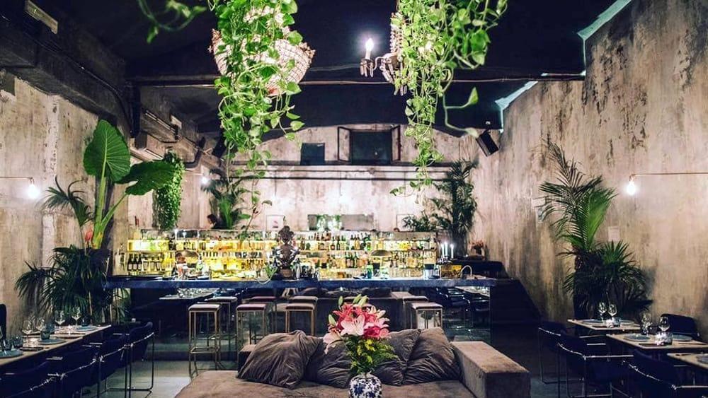 Arredamento per ristoranti idee di design e nuove for Arredamento ristorante italia