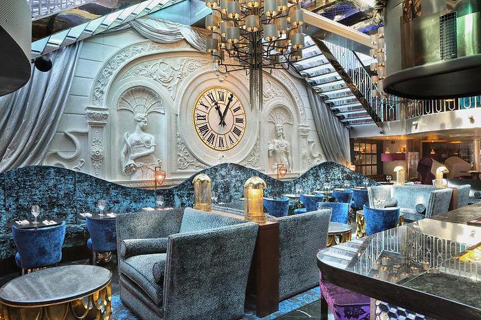 idee di design per ristoranti e bar: la parola d'ordine è