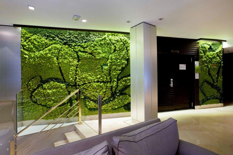 Forniture alberghiere online - Giardino verticale madrid ...
