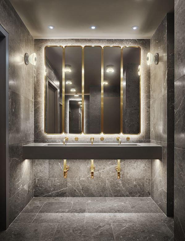 L 39 importanza del bagno in hotel alcune idee originali - Idee bagno originali ...
