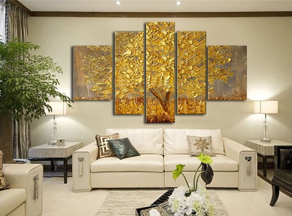 Lampadari da muro - Idee per quadri moderni ...