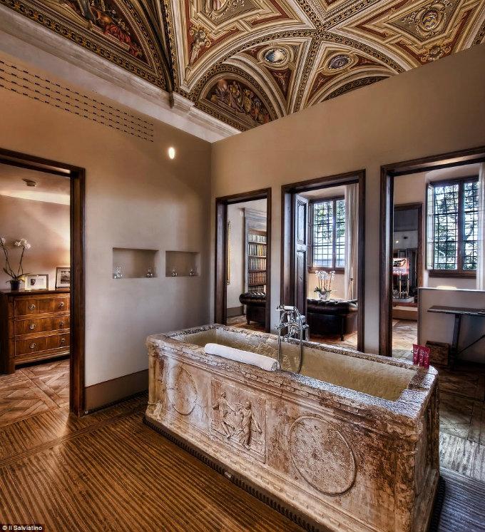 L 39 importanza del bagno in hotel alcune idee originali for Resort termali in cabina