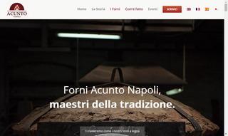 Gianni Acunto Forni Srl
