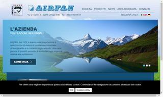Airfan Snc Di G.Dinicola & C.