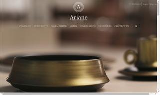 Ariane Porcelain Europe Srl