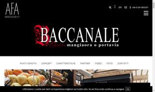 Baccanale By Afa Arredamenti
