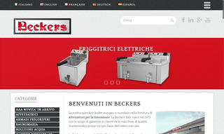 Beckers Italy Srl