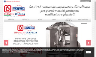 Bianchi Rapida Italia