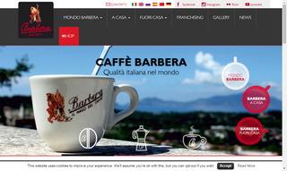 Barbera Caffè Spa