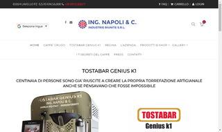 Ing. Napoli & C Industrie Riunite Srl