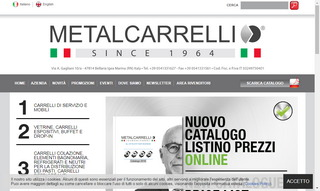 Metalcarrelli Srl