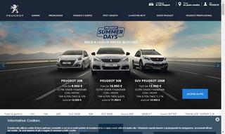 Peugeot Automobili Italia Spa