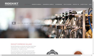 Rocket Espresso Ltd Italian Branch