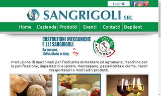 Sangrigoli Officina Meccanica