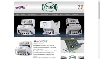 Cimbria Srl - Sea Electronic Sorting