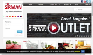 Sirman Spa