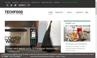 Techfood By Sogabe Srl