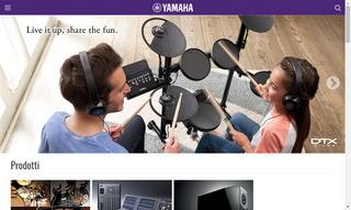 Yamaha Music Europe Gmbh Branch Italy