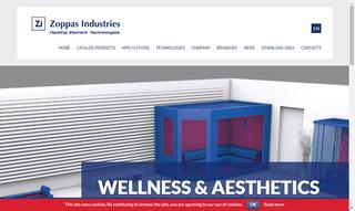 Zoppas Industries Heating Element Technologies
