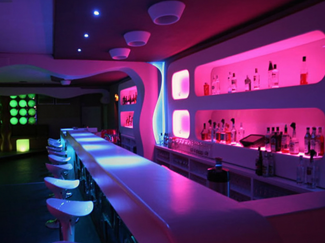 Luci per bar bancone bar luci led barra luminosa a led led